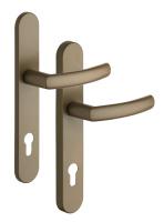 Bezpečnostní kování  RX807-40/92 CORNO pro profilové dveře