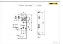 zamek-zadlabaci-z7504c-z-wc