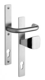Dveřní kování 850 BORA/5mm klika-madlo