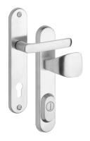Bezpečnostní kování R1/O/92 pro profilové dveře
