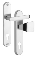 Bezpečnostní kování 802/O/92 pro profilové dveře
