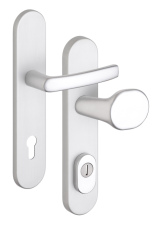 Securtity aluninium fitting  EL1