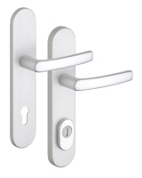 Securtity aluminium fitting EL4