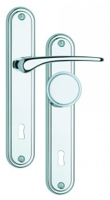 IDEAL lever handle-button door fittings