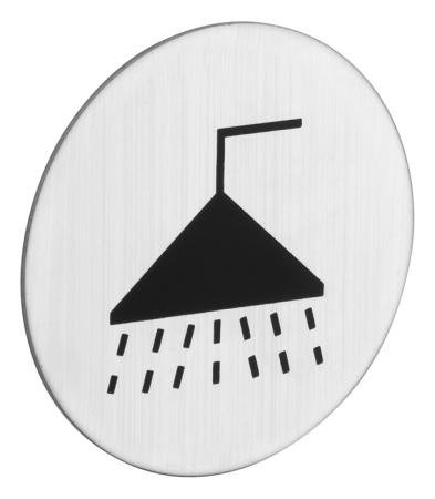 znak sprcha